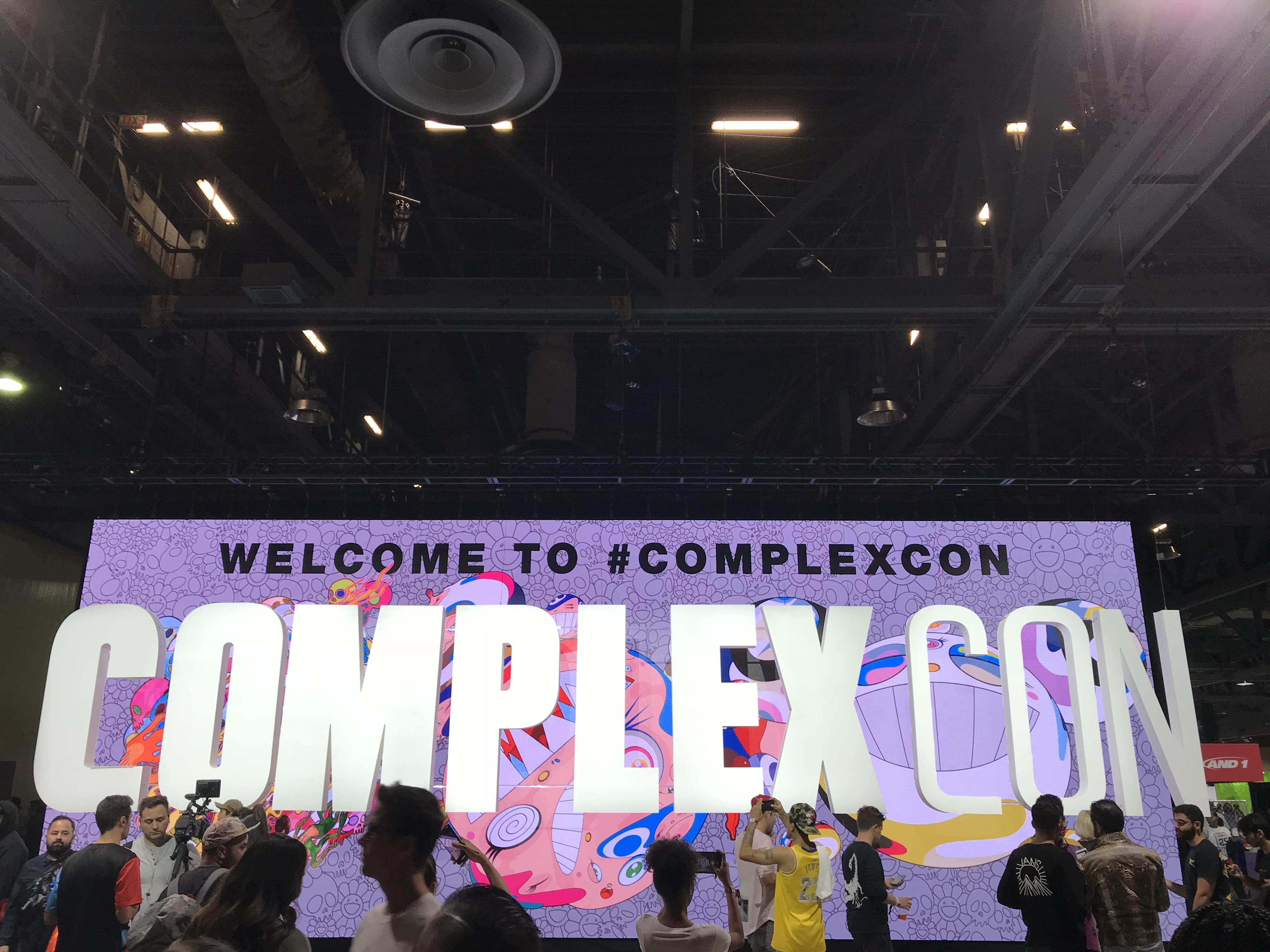 What Went Down At ComplexCon 2018