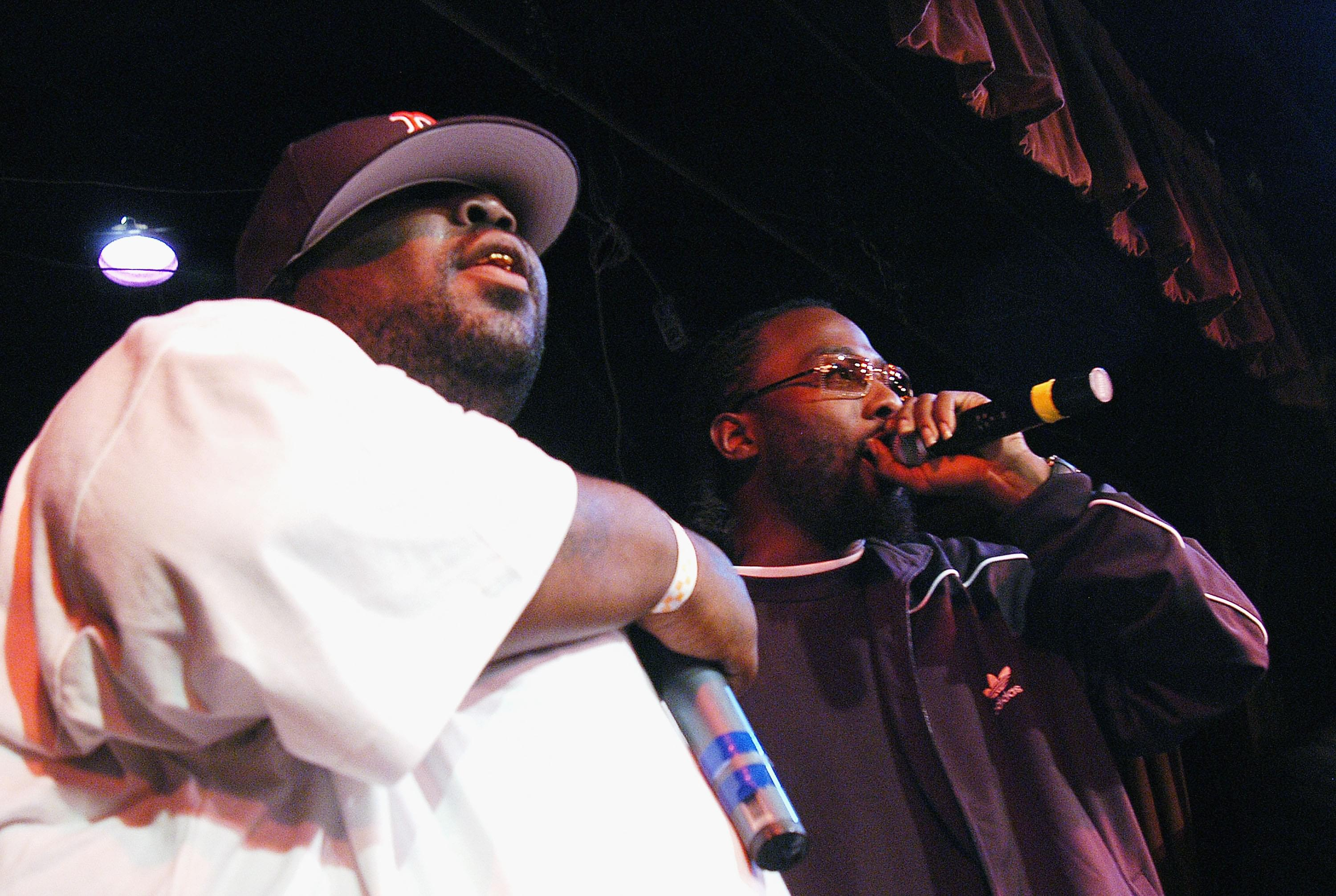8Ball & MJG Inducted In 2018 Memphis Music Hall Of Fame