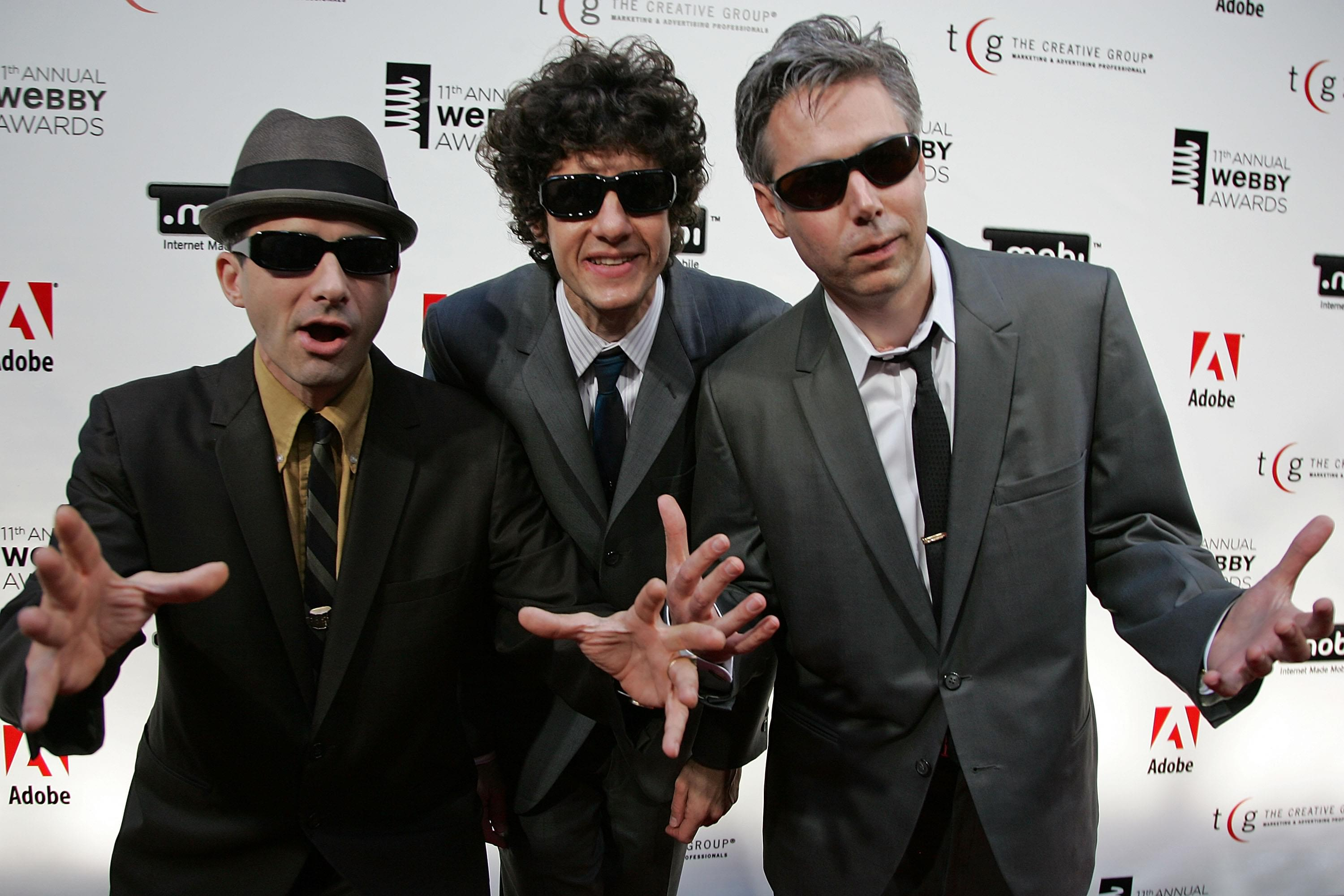 Beastie Boys Mention The Time MCA Crashed A Run-DMC & Aerosmith Show