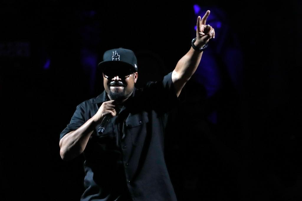 "Ice Cube Previews Politically Charged New Single ""Arrest The President"""