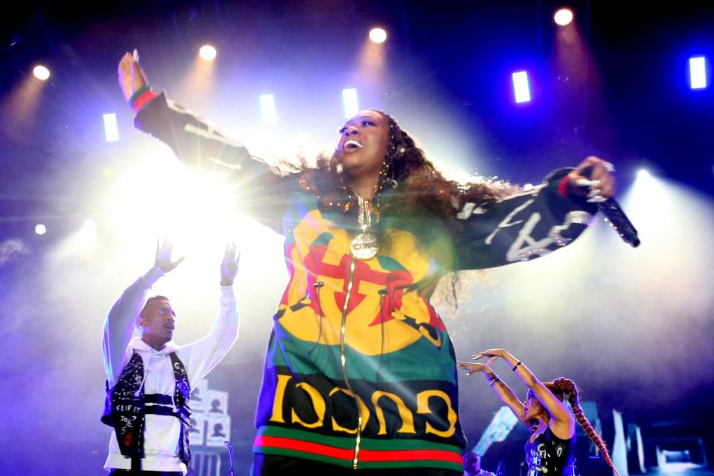 Missy Elliott Nominated For Songwriters Hall Of Fame