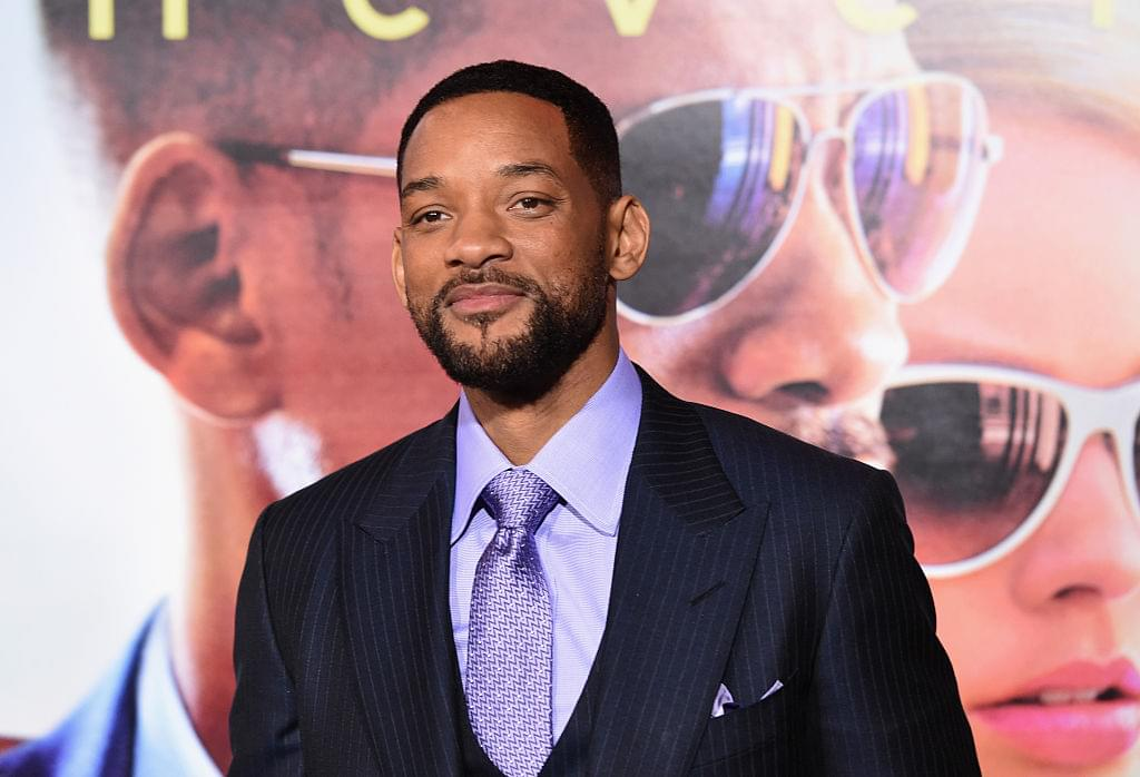 "Will Smith Says He Was ""Terrified"" To Play Genie In ""Aladdin"""