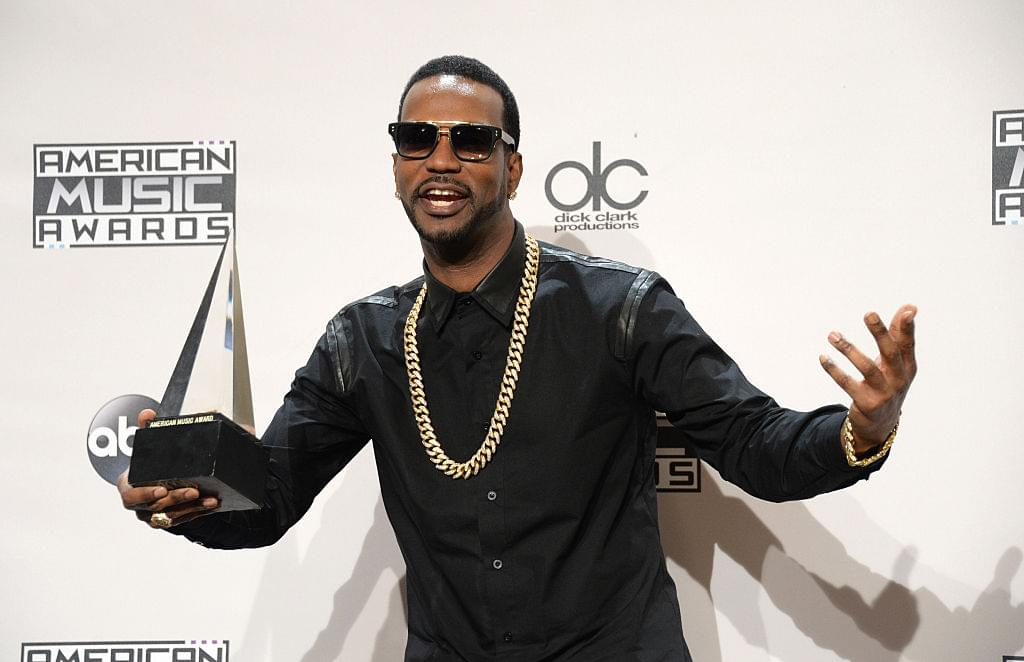 Juicy J Teases Possibly Becoming President Of Columbia Records