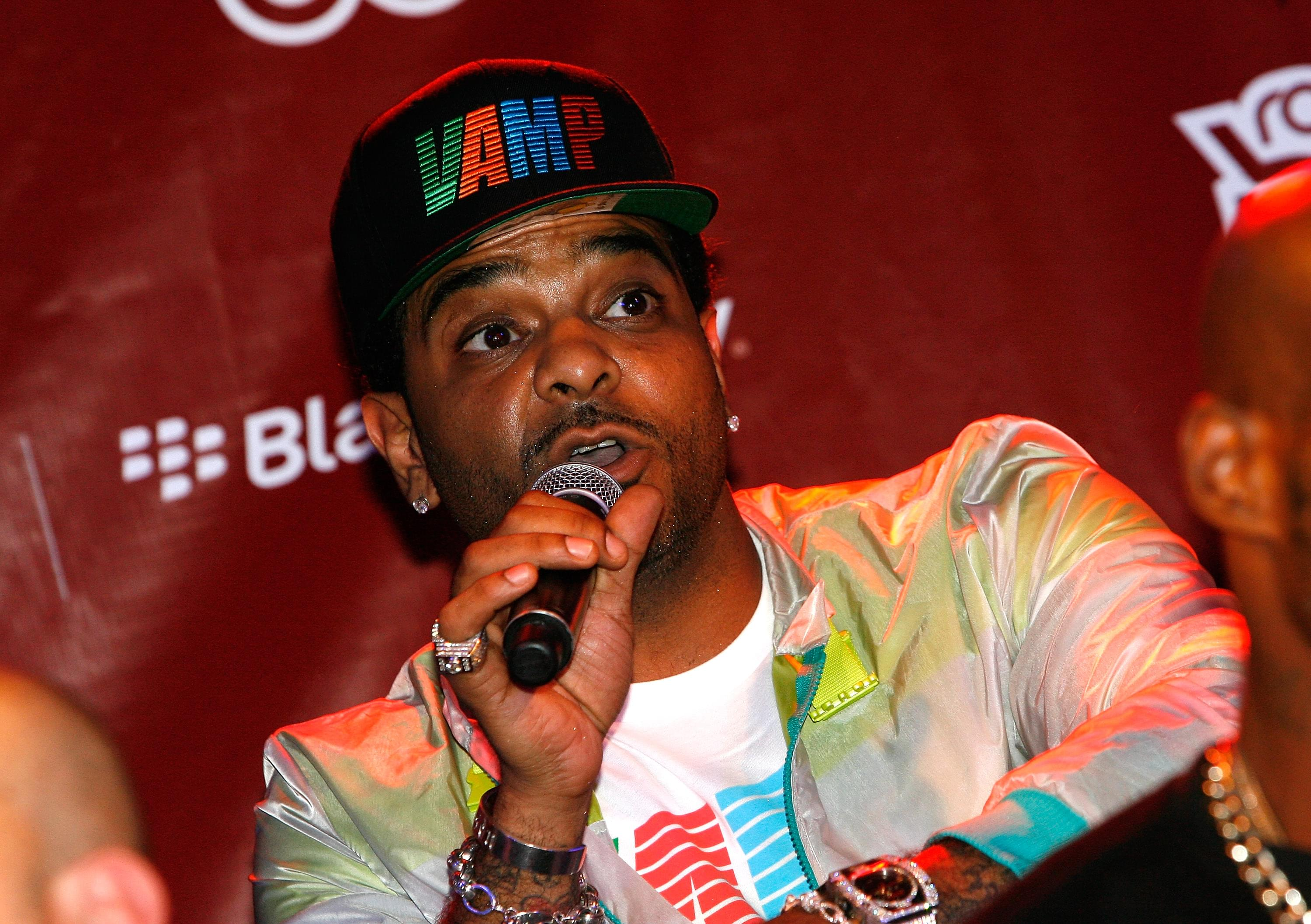 Jim Jones Appears to Make Peace Offering To Max B