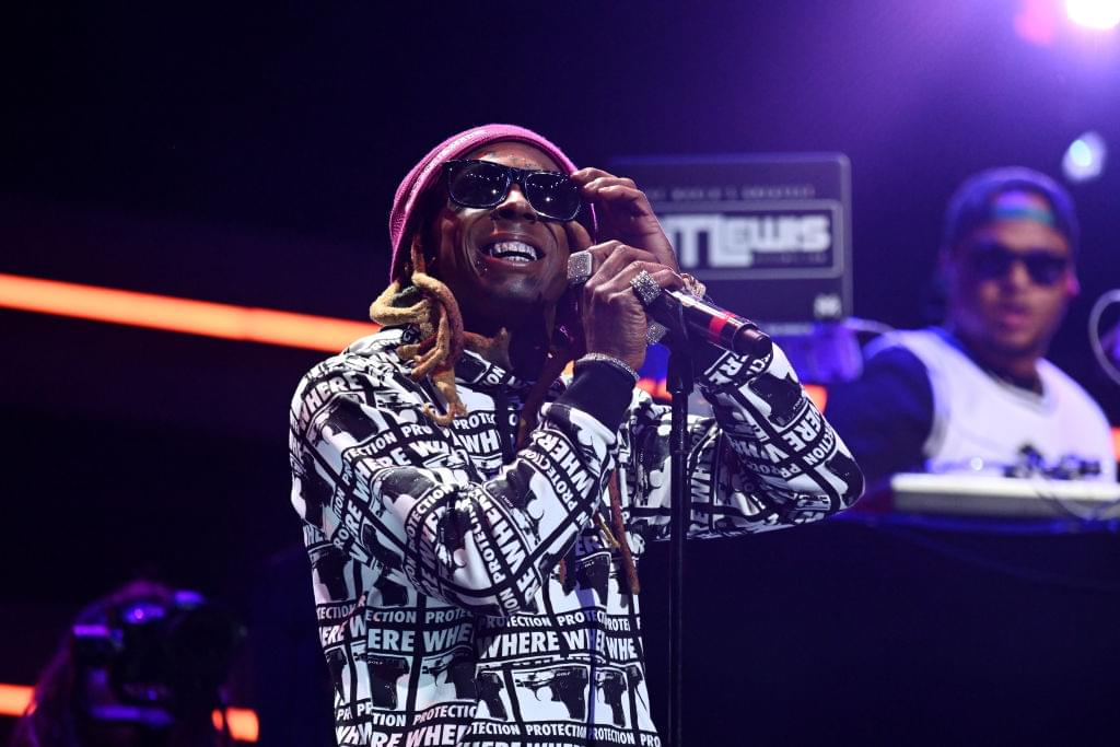 """Lil Wayne Announces Upcoming """"I Ain't Sh*t Without You"""" Tour"""