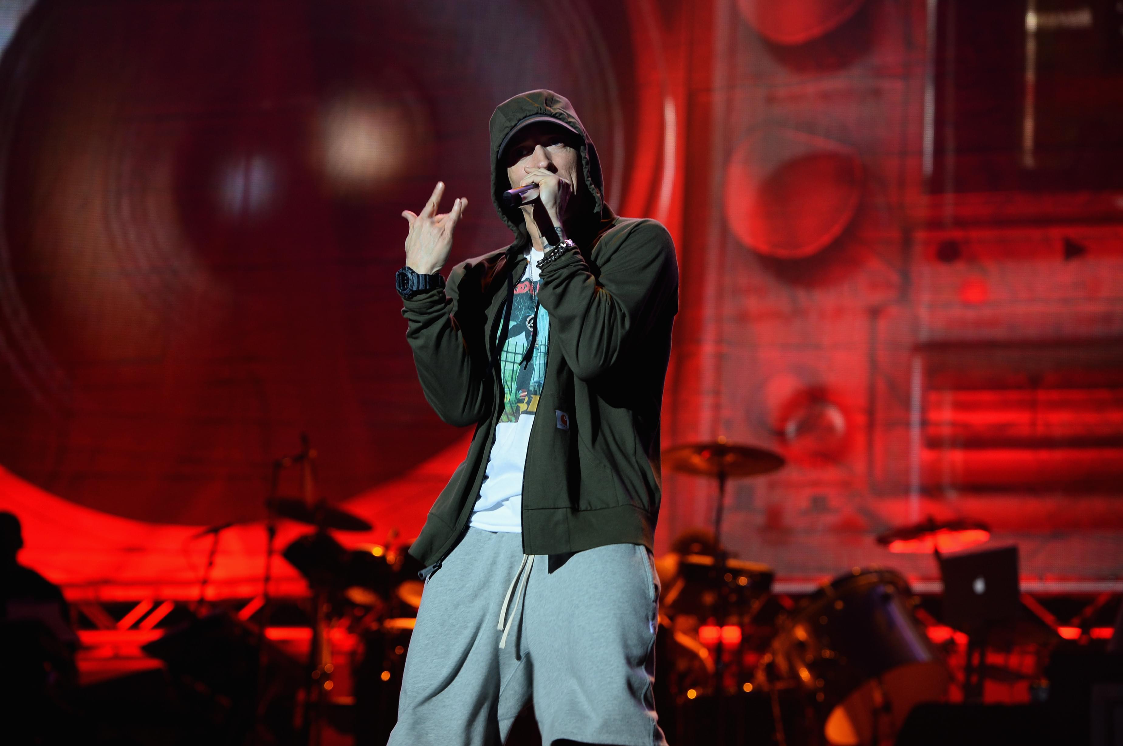"Eminem Announces ""Good Guy"" Music Video Drops Tomorrow"
