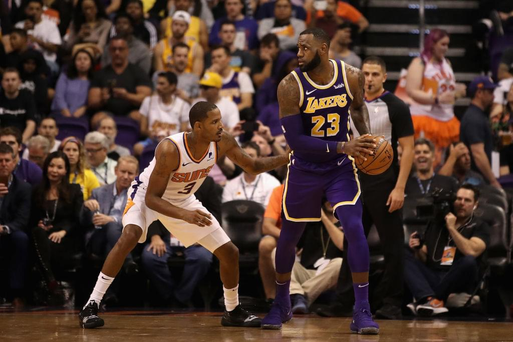 Lakers Looking To Bring Trevor Ariza As Part Of Three-Team Trade With Phoenix