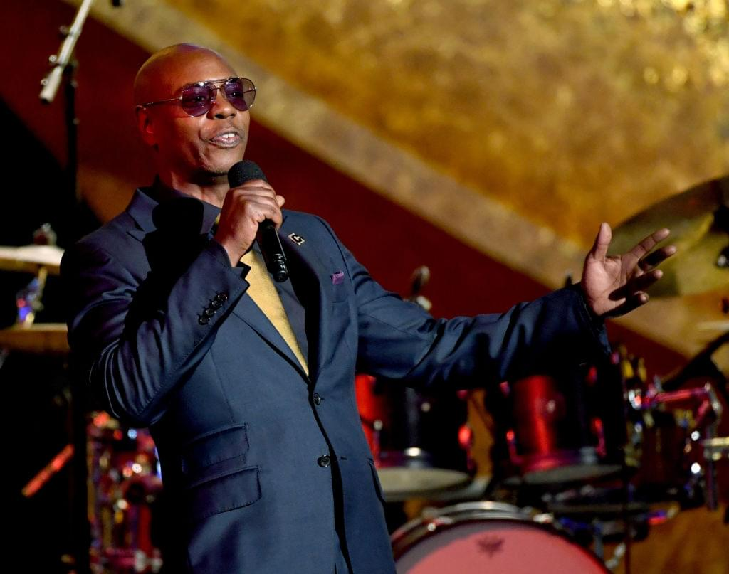 "Dave Chappelle Says R. Kelly Is ""King Of R&B"""