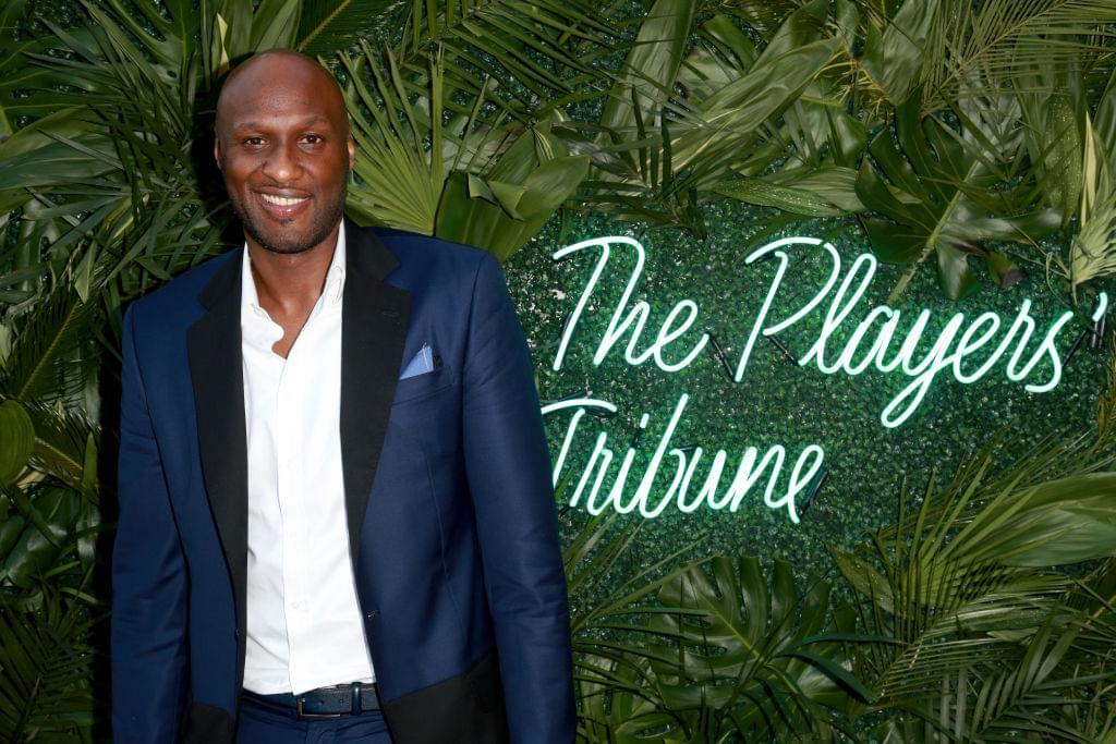 Lamar Odom Announces Return To Pro Basketball
