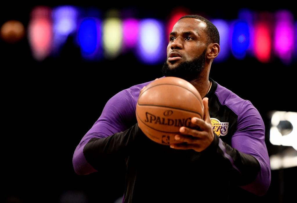 LeBron James Says 2016 NBA Title Made Him The GOAT