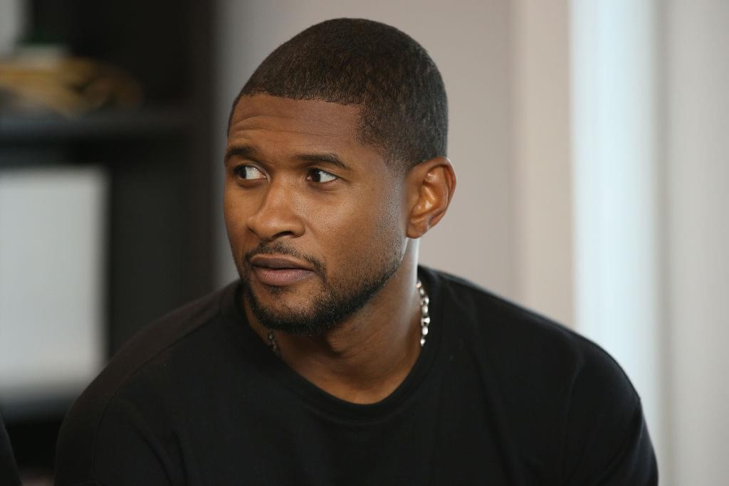 Usher Officially Files For Divorce