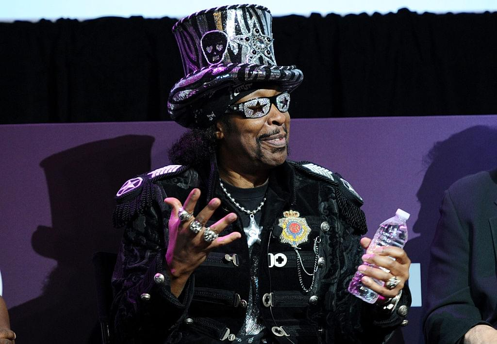 Bootsy Collins Set To Focus On Mentoring Young Artists, Retires From Live Performances