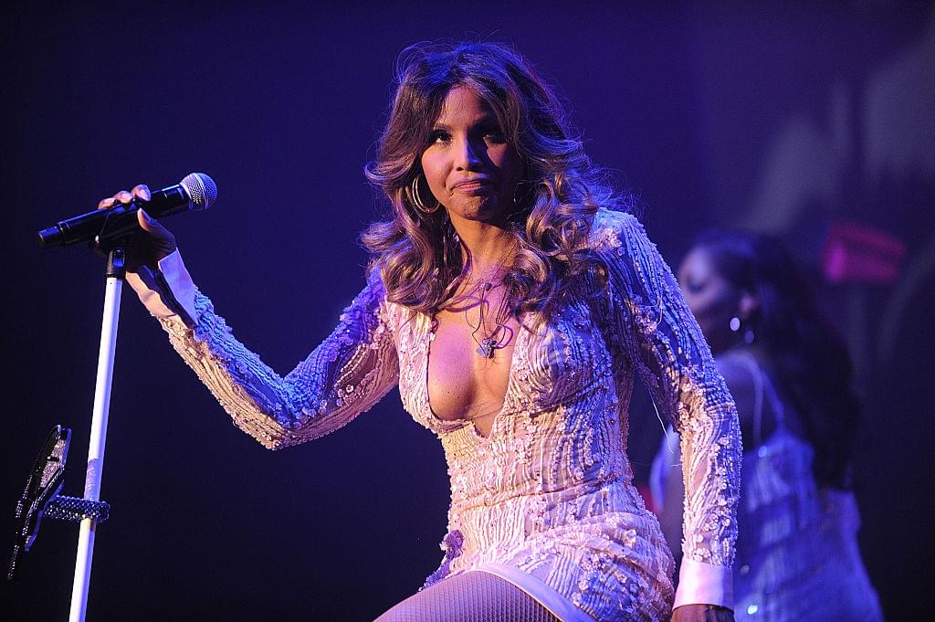 Toni Braxton Reportedly Owes Around Half A Million In Back Taxes