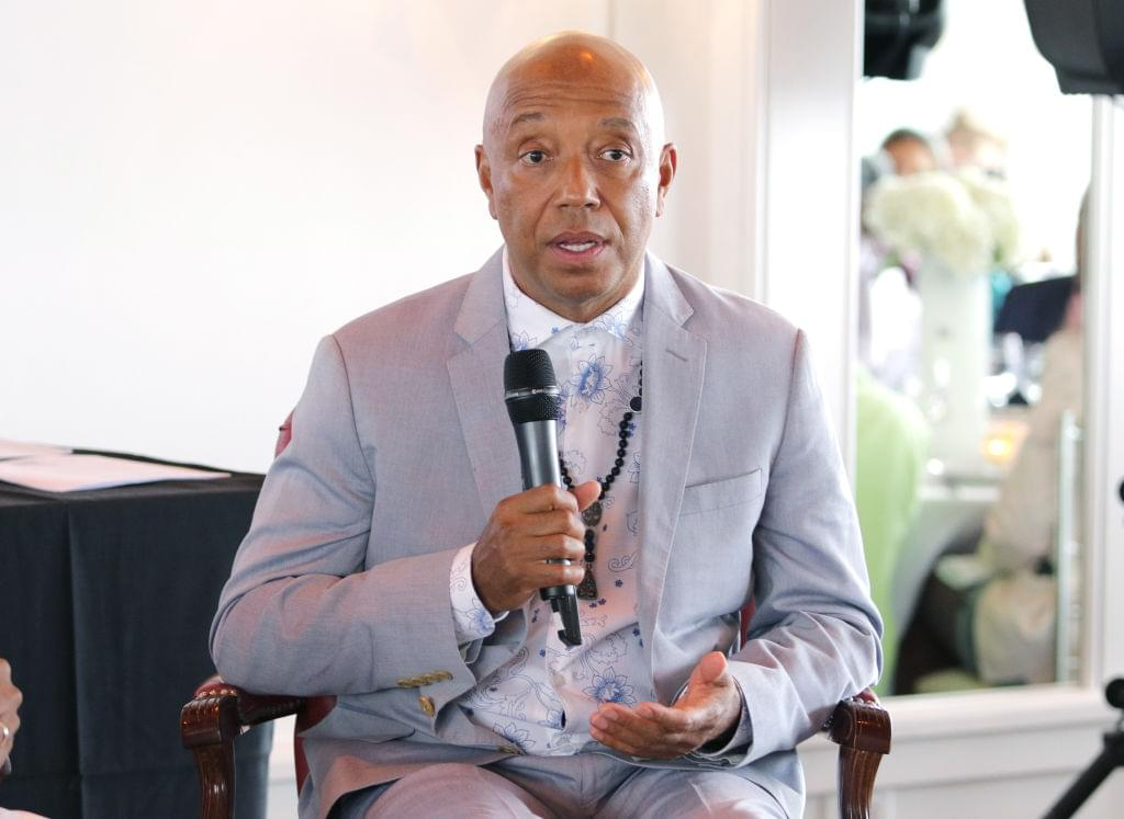 Russell Simmons Criticizes Tiffany Haddish's Protest Against Police Brutality