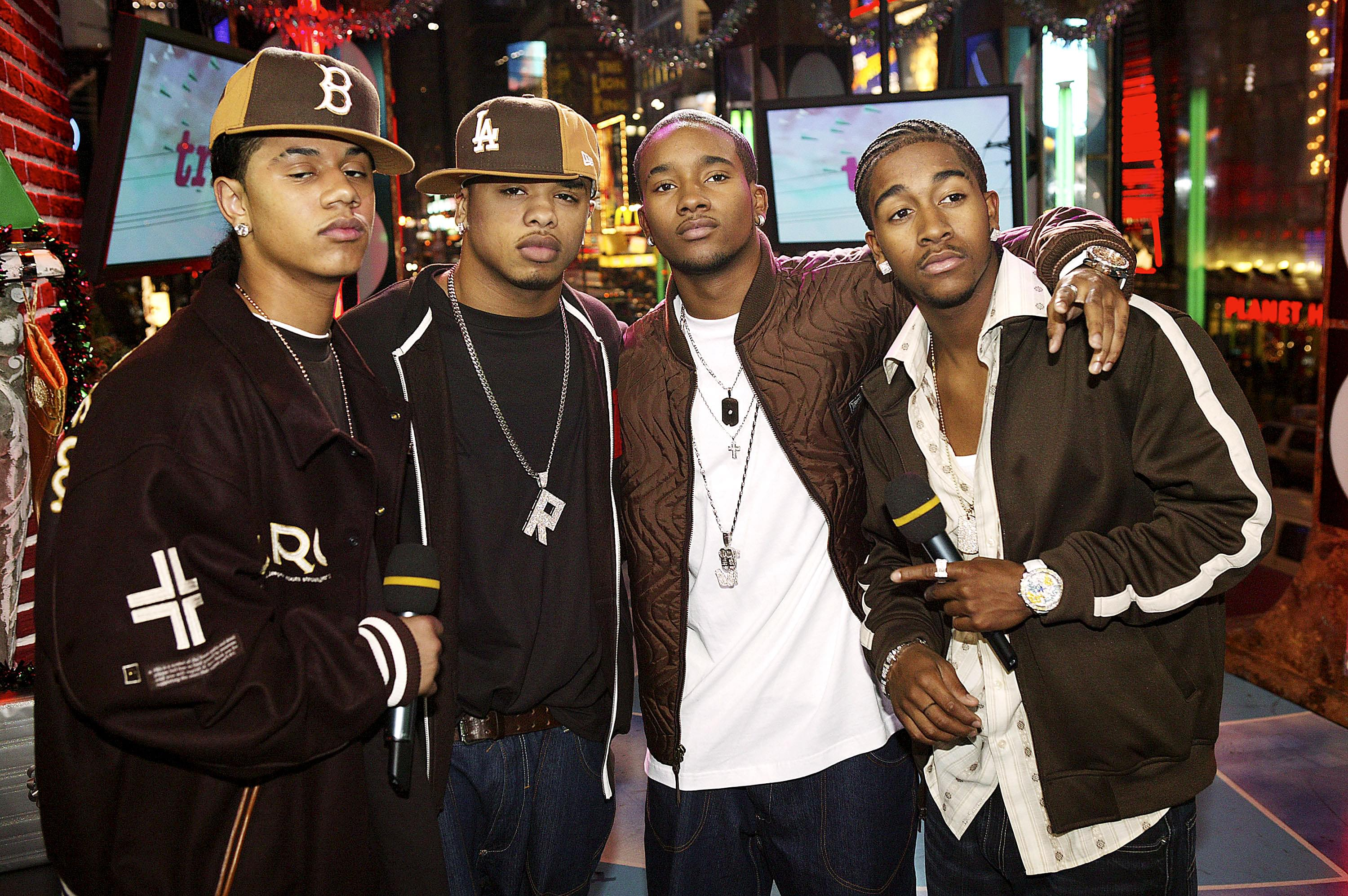 "B2K Will Be ""Retiring"" All R-Kelly-Written Songs After Reunion Tour, According To Omarion"