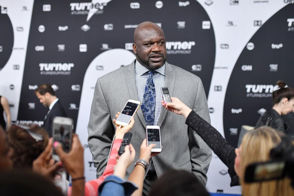 "Shaq On Kevin Hart: ""He Shouldn't Have To Keep Apologizing."""