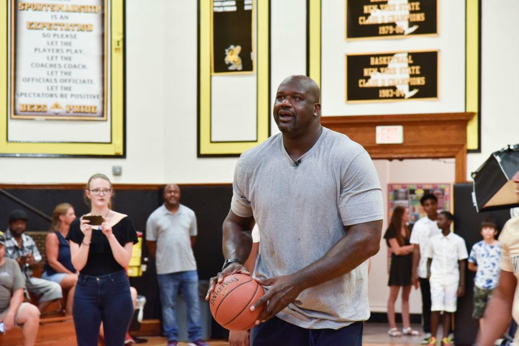 Shaq Would Sign With The Knicks If He Was A Young NBA Player