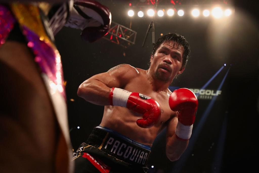 Manny Pacquiao's Los Angeles Home Broken Into After Victory In Las Vegas