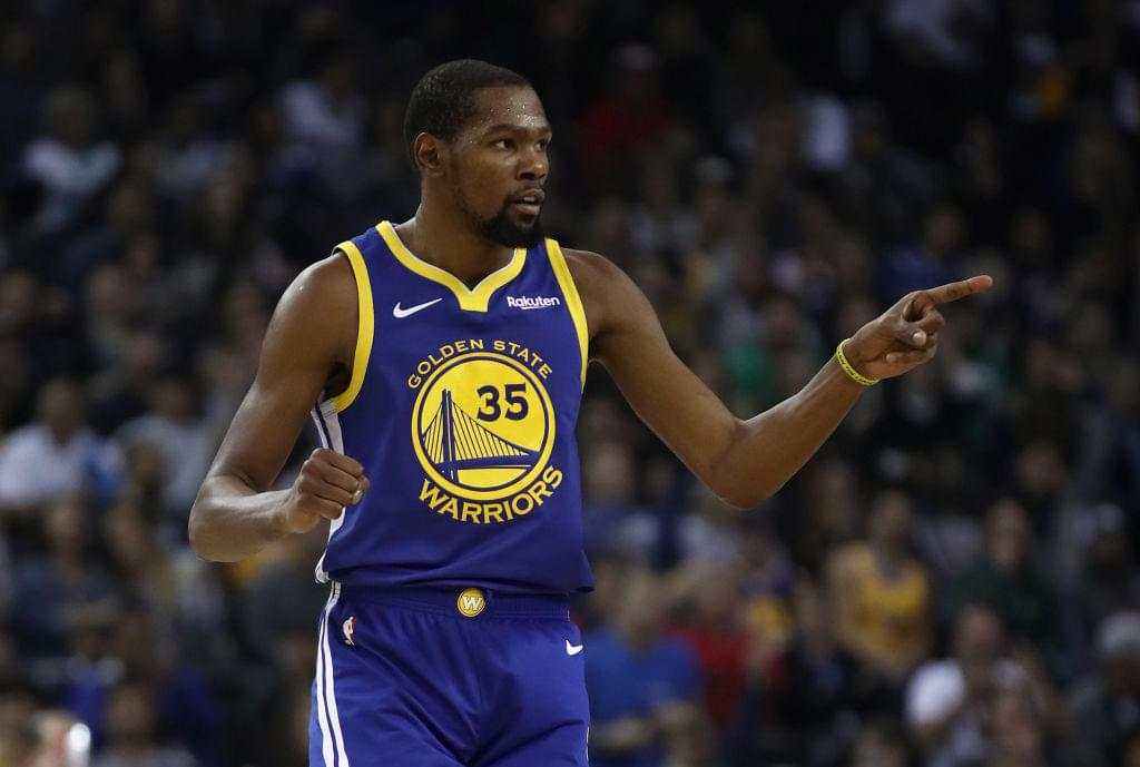 Kevin Durant Opens Center For Underprivileged Kids In Maryland