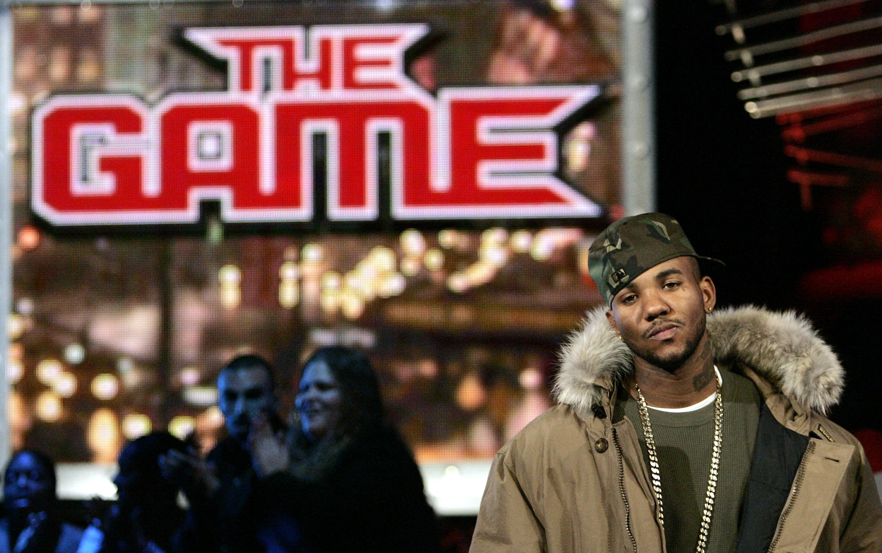 The Game Says the Music Industry Will Be Exposed in New Album