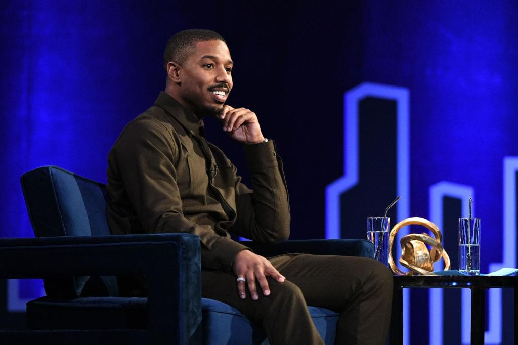 "Michael B. Jordan Admits He Needed Therapy After Filming ""Black Panther"""