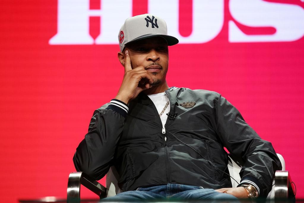 T.I. Announces He's Boycotting Gucci Following Blackface Scandal