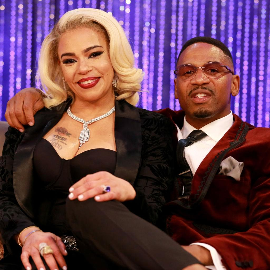 """Stevie J and Faith Evans Say They Have Sex More Than """"Three To Five Times A Day"""""""