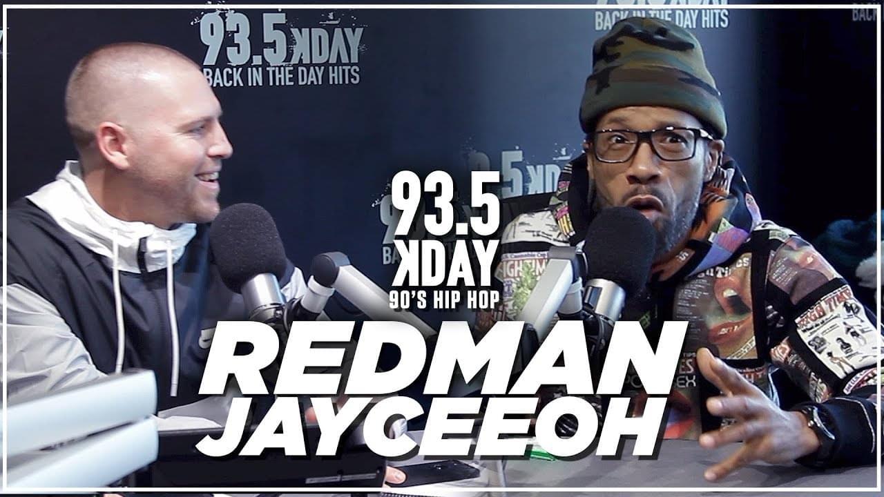 Redman & Jayceeoh (1000Volts) Talk New Music, How They Met + Redman's Foot Fetish!