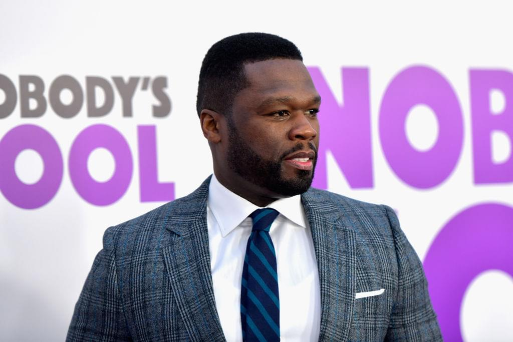 50 Cent May Reportedly Sue New York City After Alleged Officer's Threat