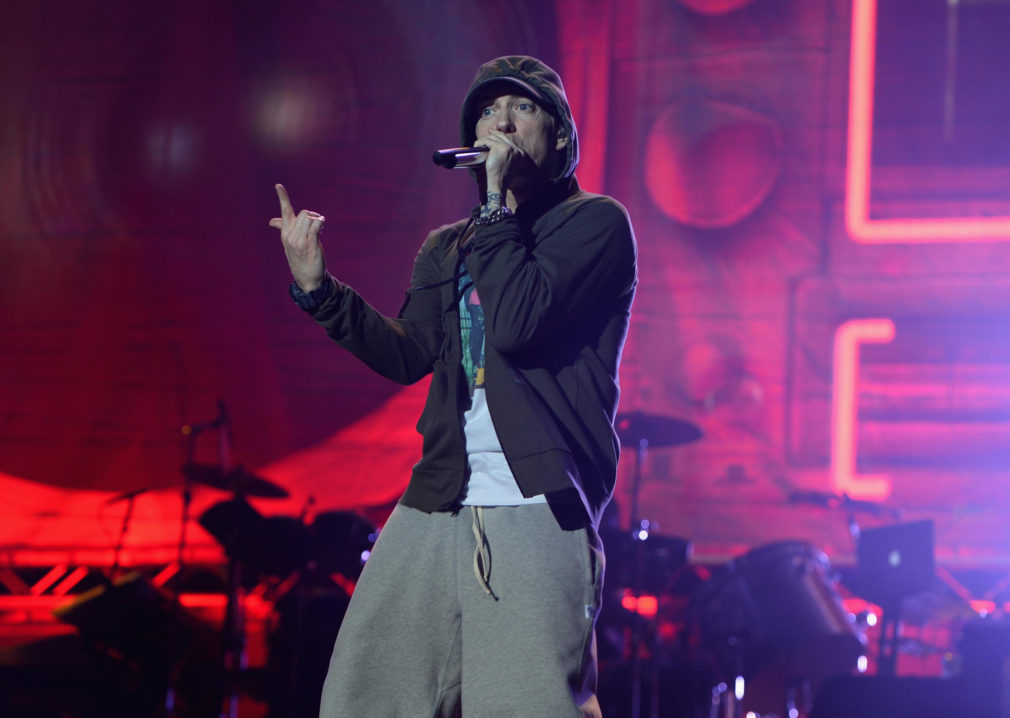 Eminem Breaks Australian Attendance Record After 81,000 People Show