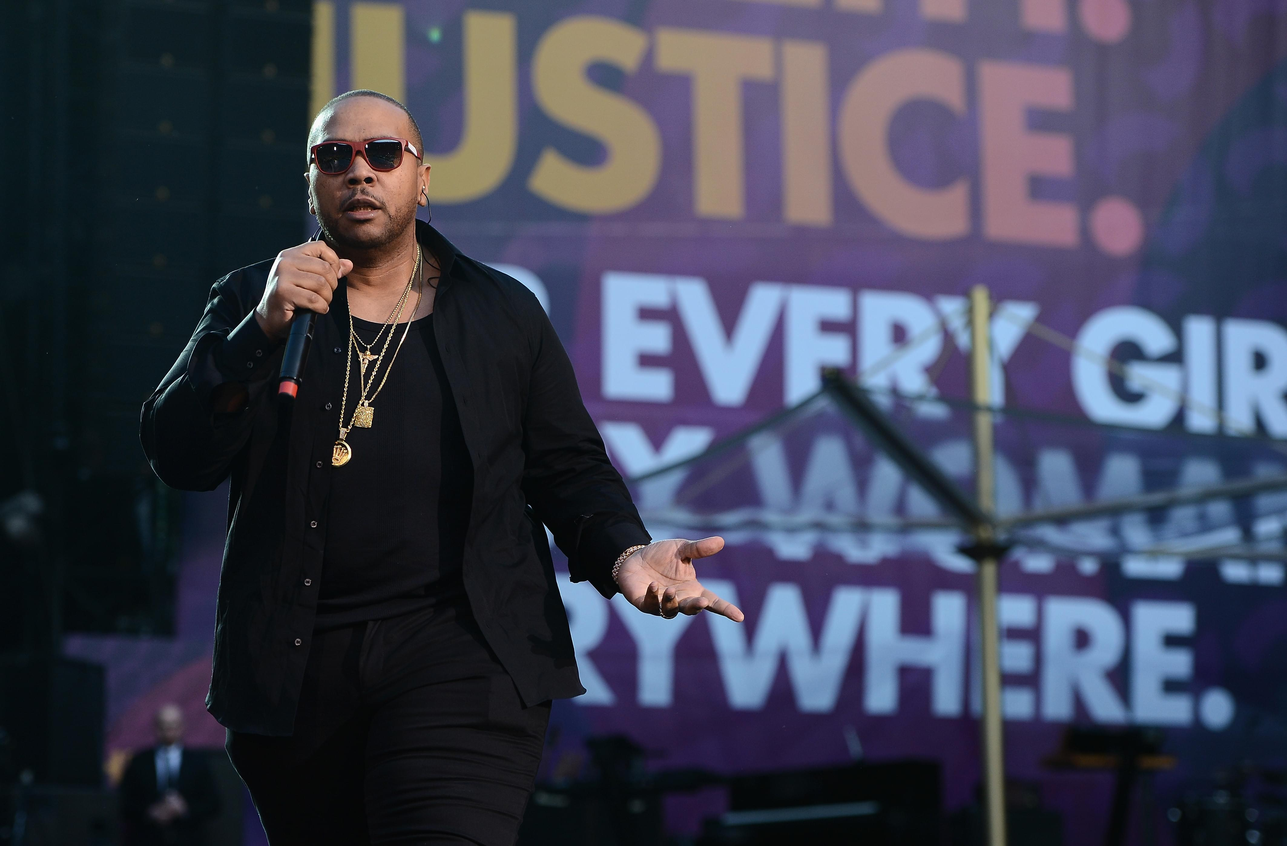 Timbaland Sells Florida Mansion After Battle With Squatter