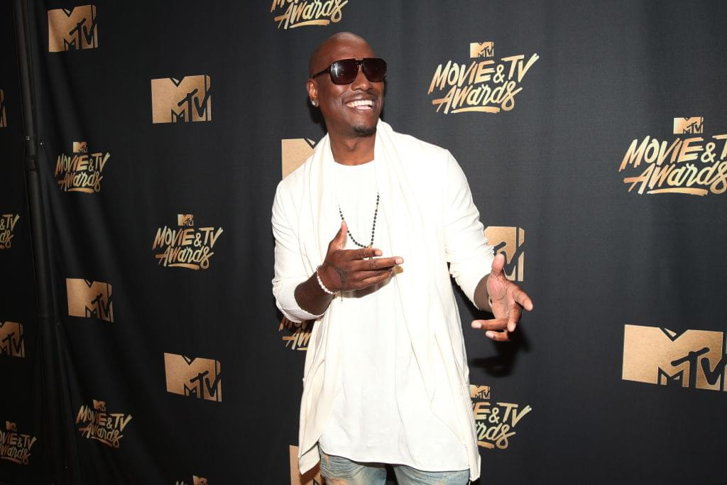 Tyrese Set To Star In Upcoming Teddy Pendergrass Biopic
