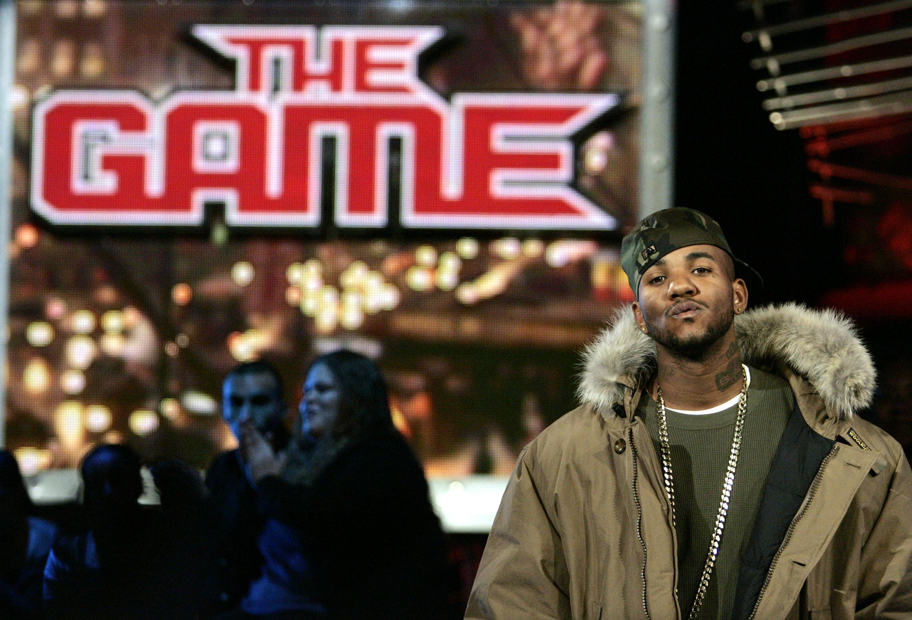 The Game Cancels European Tour to Focus on Album