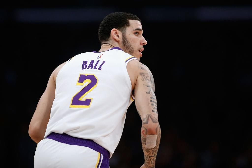 Lonzo Ball Will Most Likely Miss the Rest of the Season