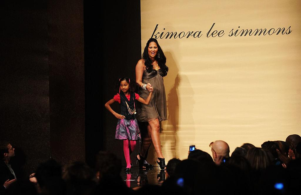 Kimora Lee Simmons Says Baby Phat Will Relaunch This Spring