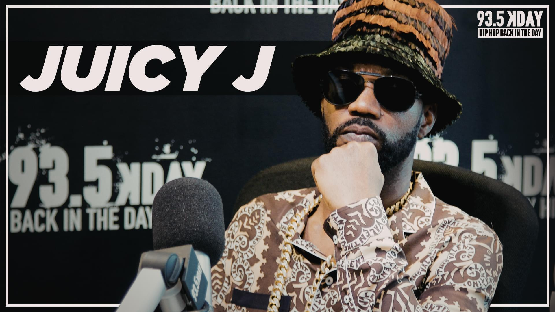 Juicy J Talks Columbia Deal + Says He's The New Berry Gordy of 2019