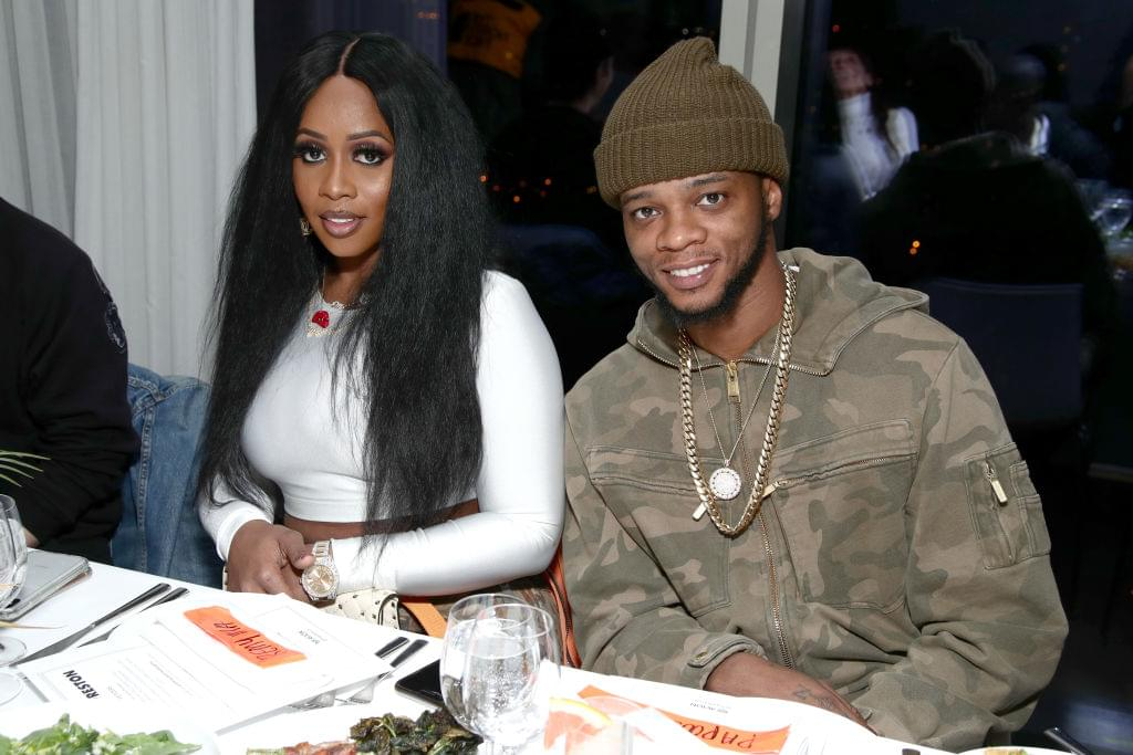 Remy Ma and Papoose Share First Photo of Their Daughter