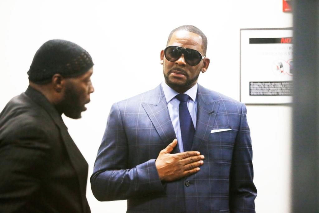 R. Kelly Denies Having Sex With Aaliyah's Mother