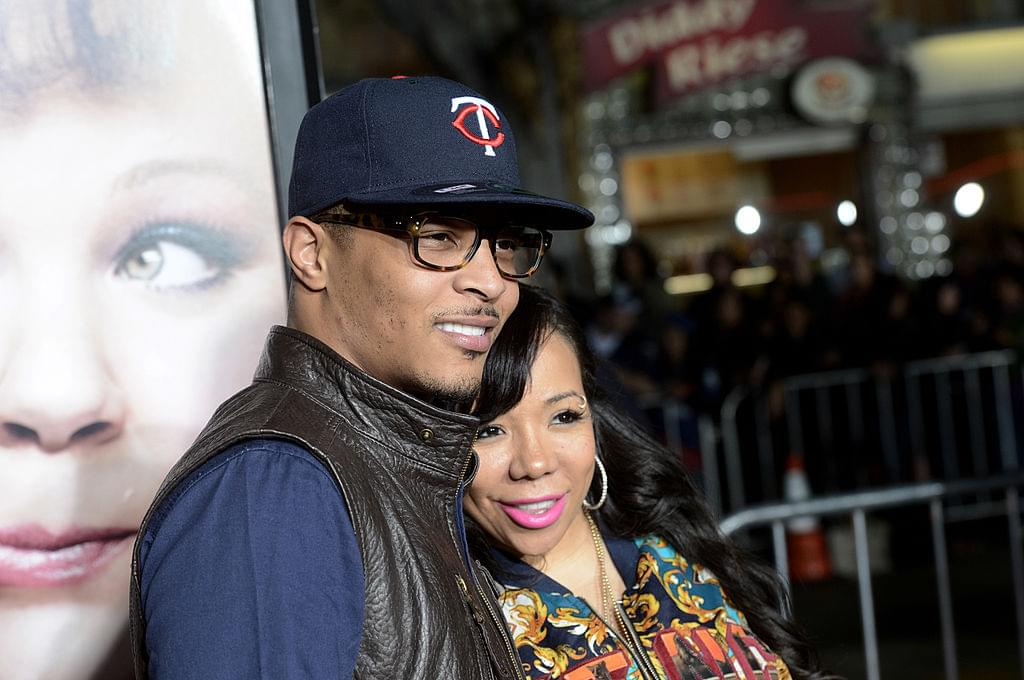 "T.I. Filming ""Family Hustle"" Again Following the Passing of His Sister"