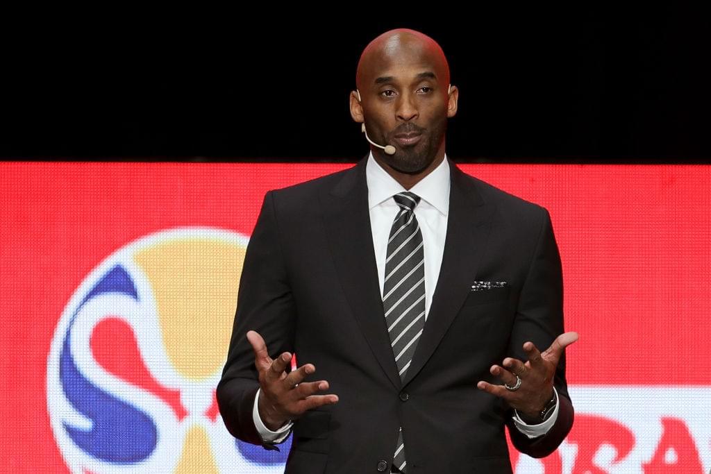 Kobe Bryant Says Wife Wants A Baby Boy