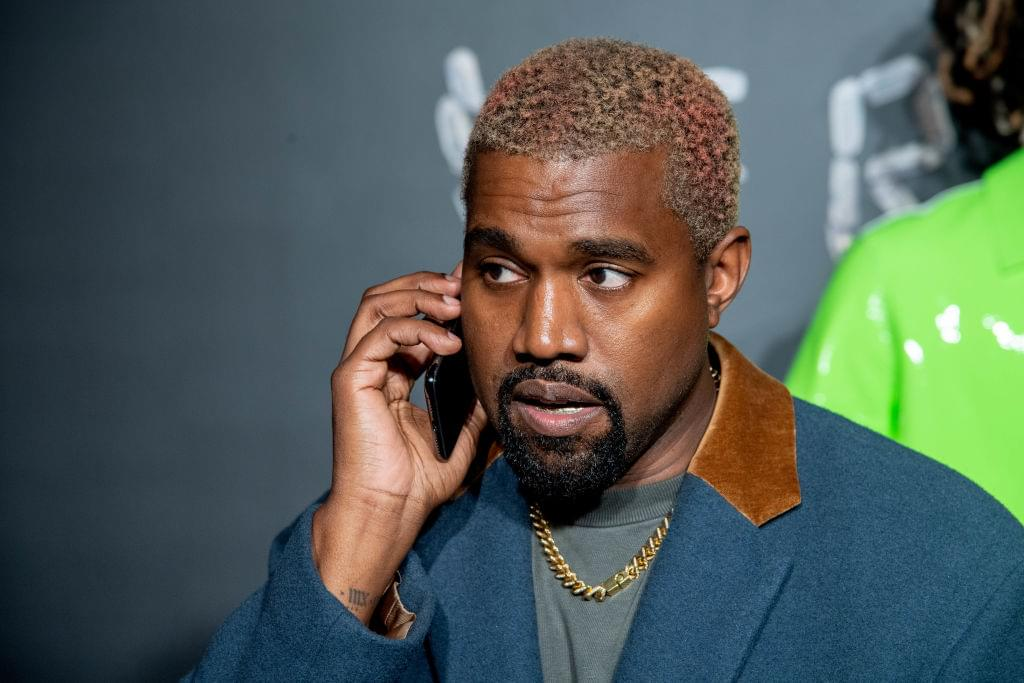 Kanye West Reportedly Trying To Settle EMI Lawsuit Privately