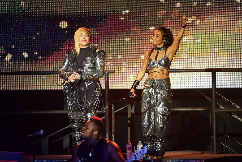 Chilli & T-Boz Reportedly Planning a TLC Broadway Musical