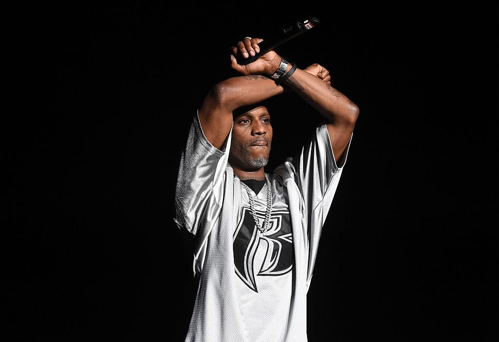 DMX Hopes He Didn't Break Parole Conditions After Valet Mix Up