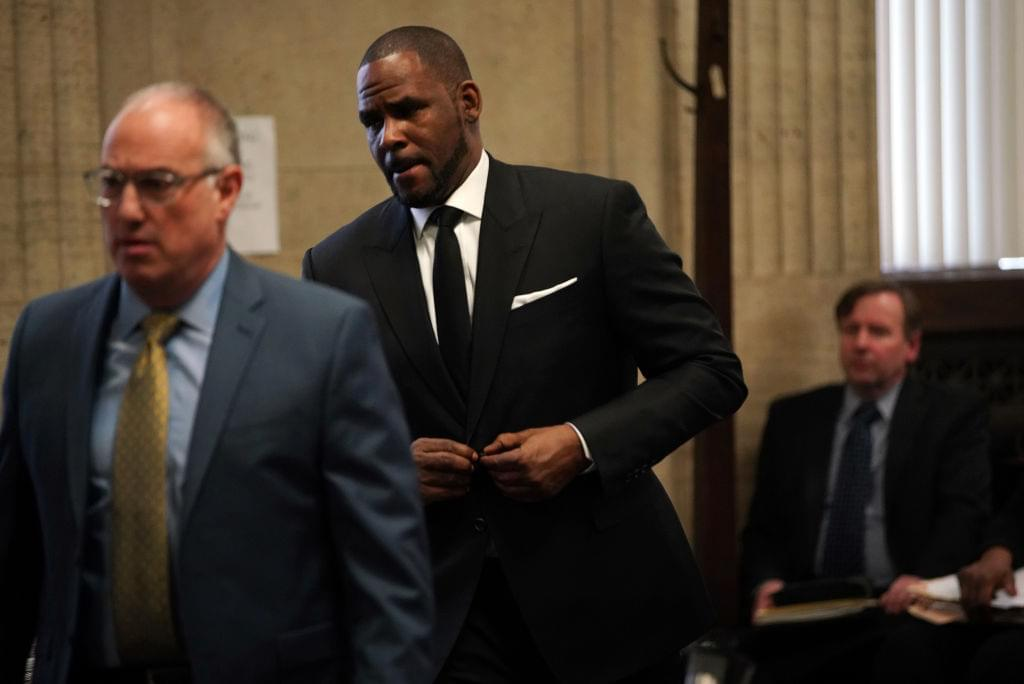 R. Kelly's Former Hairstylist Details Alleged Sexual Abuse