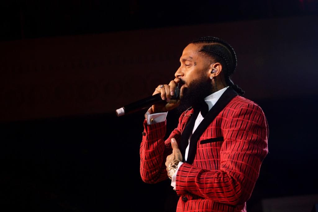 Remembering Nipsey Hussle: Hip Hop Shows Out For Nip
