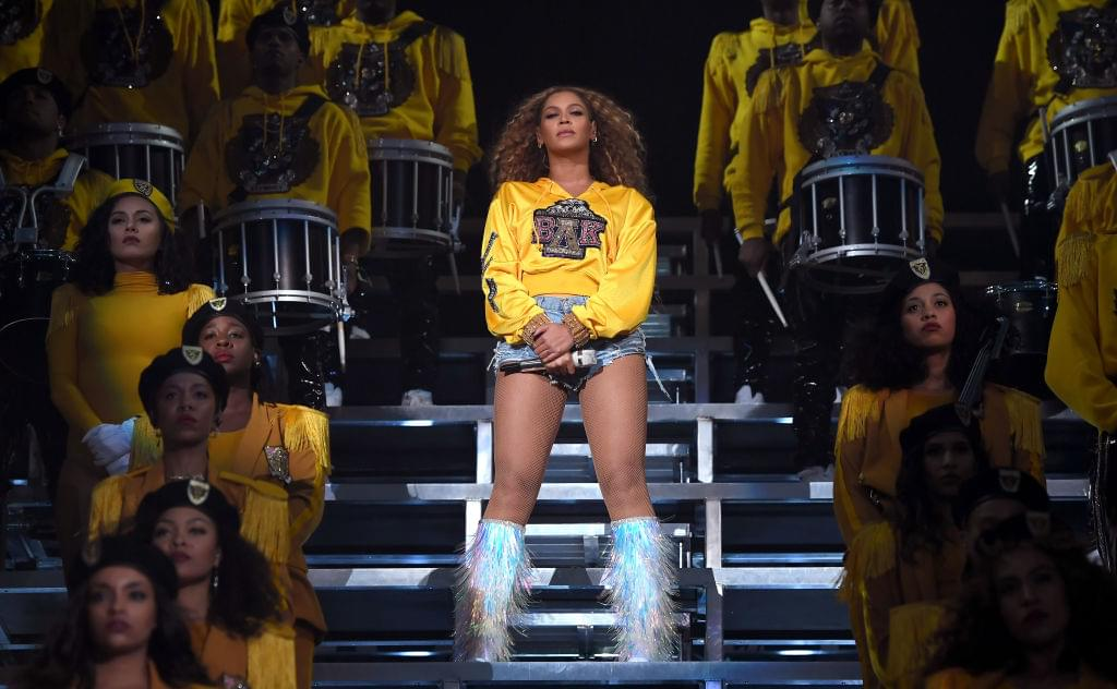 Netflix Releases Beyonce's Homecoming Trailer