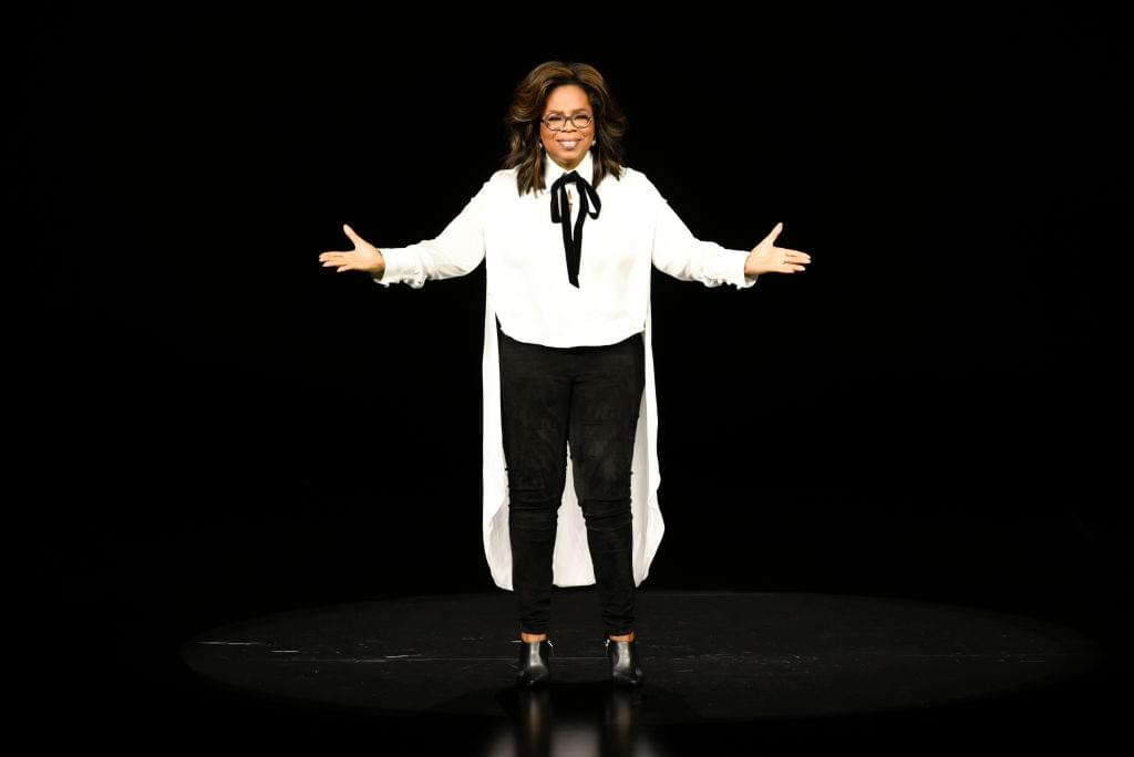 Oprah Donates $2 Million To Puerto Rico's Hurricane Relief Fund