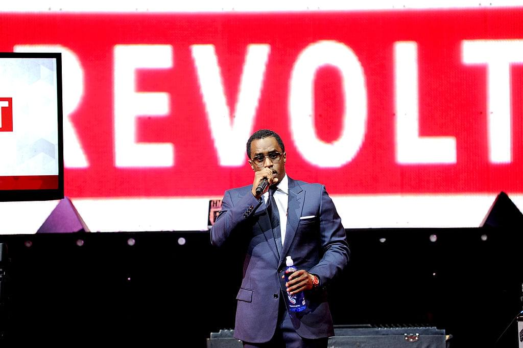 Diddy's REVOLT Partners With AT&T For Hip Hop Summit