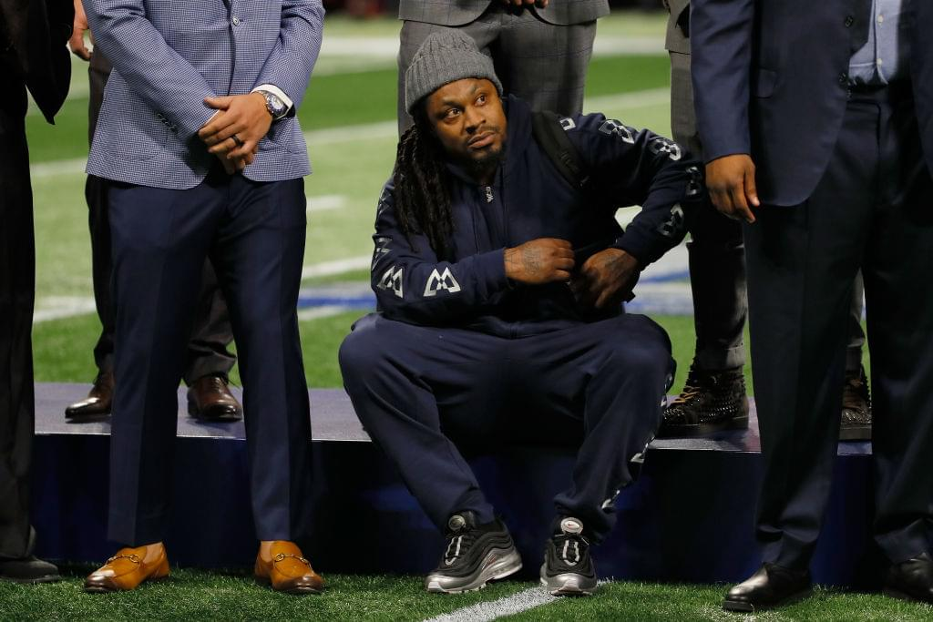 Marshawn Lynch Looking To Retire After Two Seasons With The Raiders