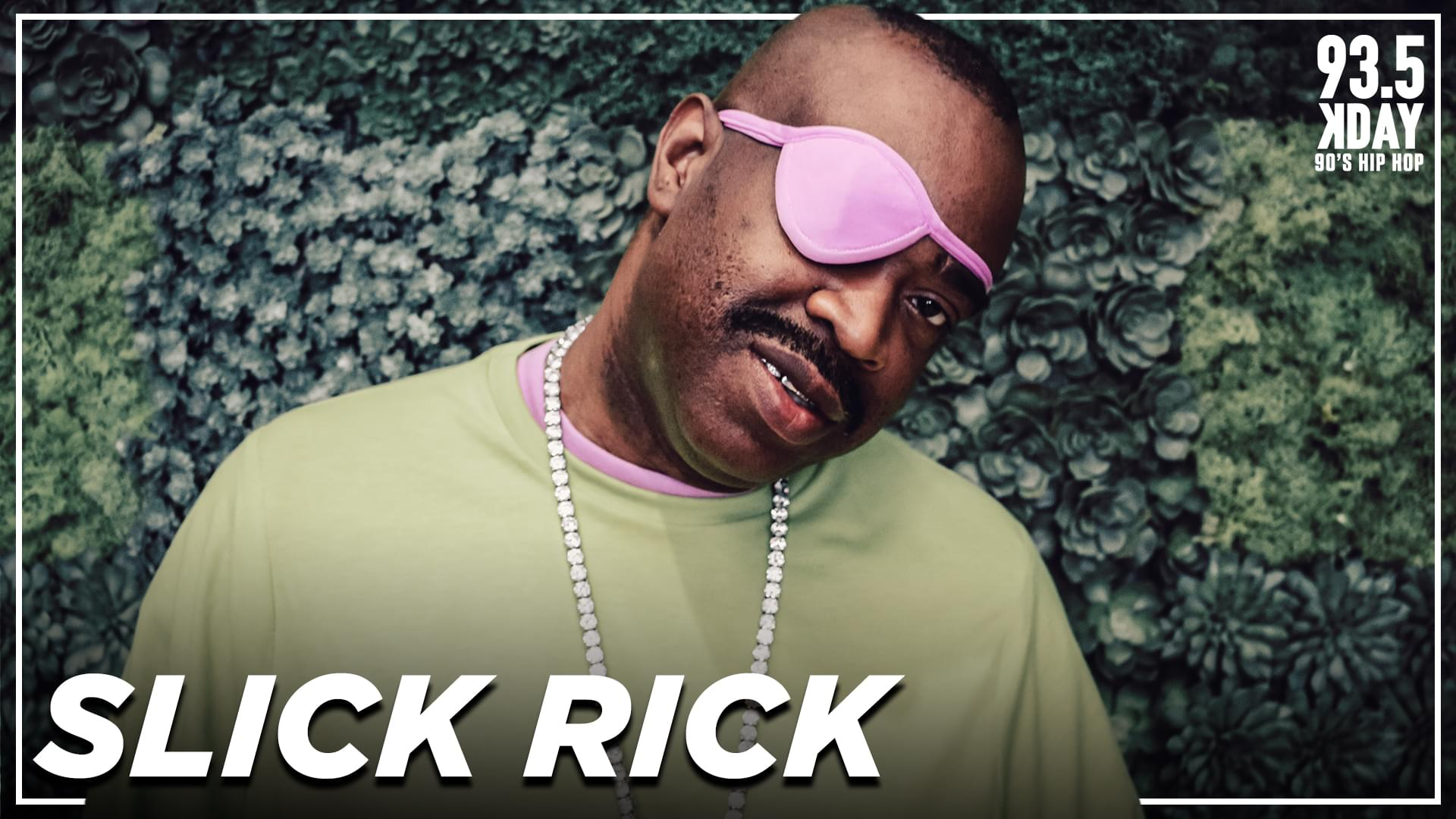 "Slick Rick On ""No Stylist"" Remix, Working With OutKast & Nas + 30th Anniversary Of His Debut Album"